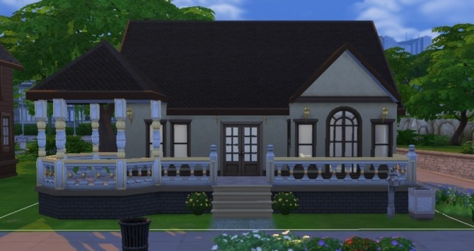 Small Victorian Starter by stfrancis at Mod The Sims image 889 670x355 Sims 4 Updates