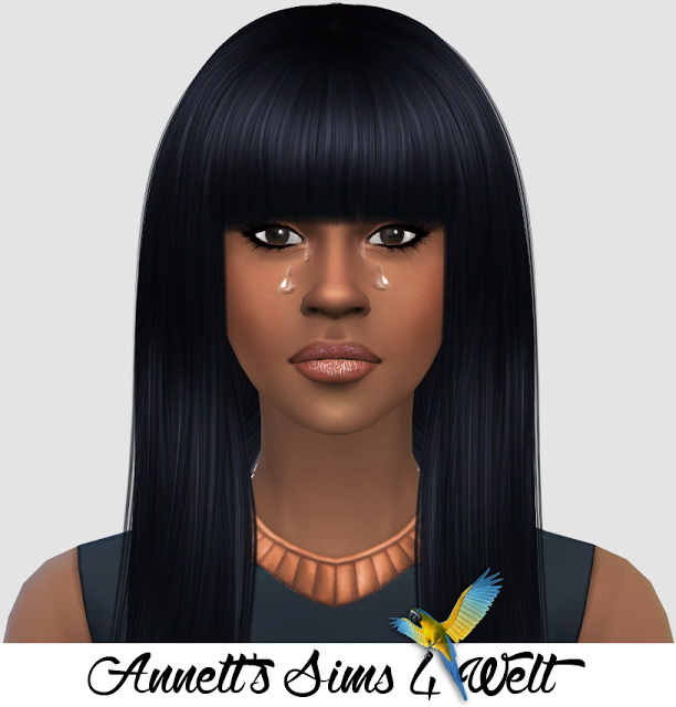 Sims 4 Tears at Annett's Sims 4 Welt