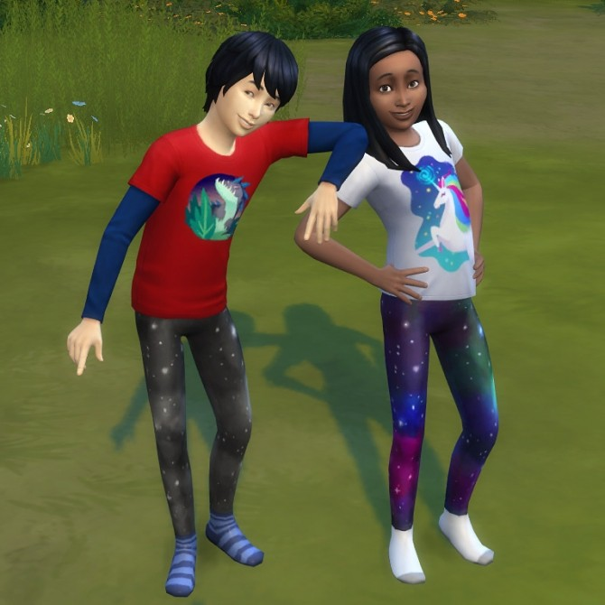 Various Socks Tights And Facepaint For Kids By K9db At