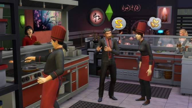 The Sims 4 Dine Out 11 Ways To Customize Your Restaurant image 9118 670x377 Sims 4 Updates