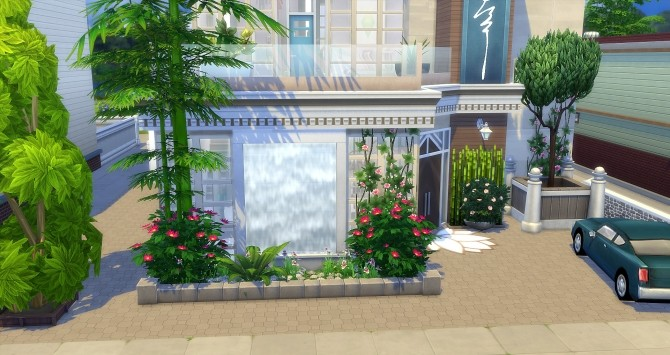 The Flash gym at Studio Sims Creation image 9315 670x355 Sims 4 Updates