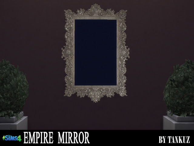 Empire Mirror at Tankuz Sims4 image 935 Sims 4 Updates