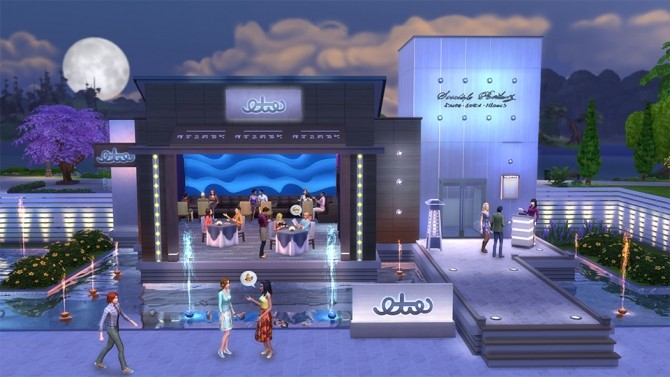 The Sims 4 Dine Out 11 Ways To Customize Your Restaurant image 9412 670x377 Sims 4 Updates