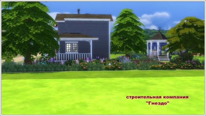 Cozy house at Sims by Mulena image 9415 670x380 Sims 4 Updates