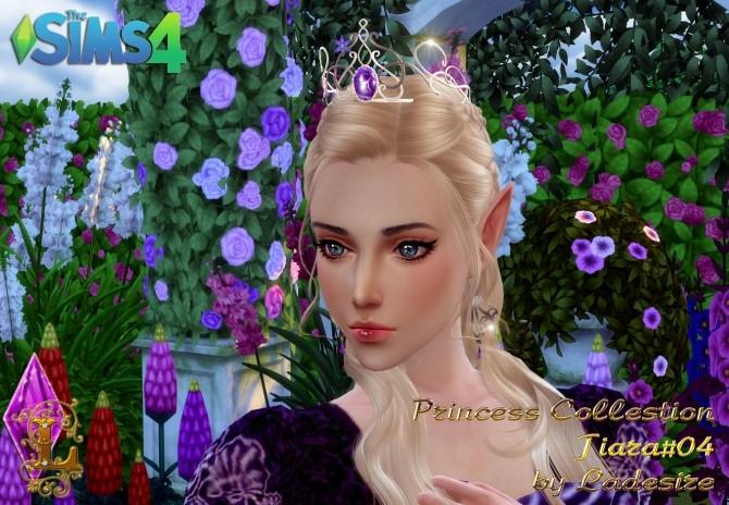 Princess Collection Tiara#04 at Ladesire image 953 670x464 Sims 4 Updates