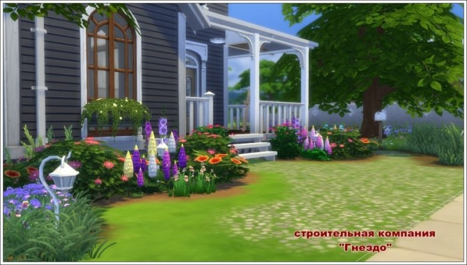 Cozy house at Sims by Mulena image 9615 670x380 Sims 4 Updates