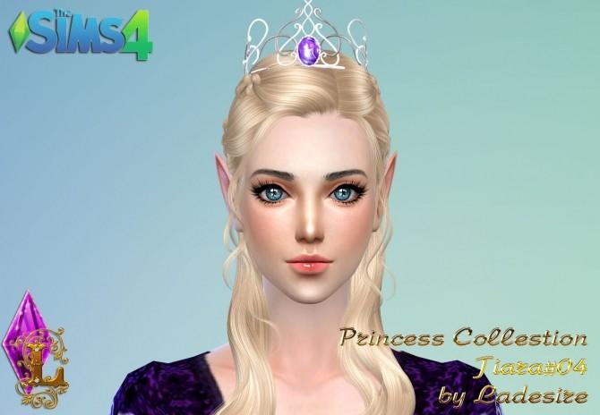 Princess Collection Tiara#04 at Ladesire image 962 670x464 Sims 4 Updates