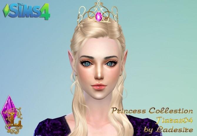 Princess Collection Tiara#04 at Ladesire image 973 670x464 Sims 4 Updates