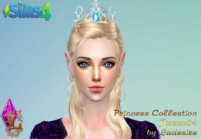 Princess Collection Tiara#04 at Ladesire image 983 670x464 Sims 4 Updates
