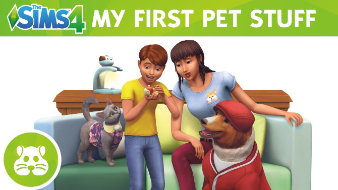 The Sims 4 Expansion & Stuff Packs list image The Sims™ 4 My First Pet Stuff big 670x377 Sims 4 Updates