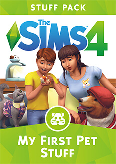 The Sims 4 Expansion & Stuff Packs list image The Sims™ 4 My First Pet Stuff small Sims 4 Updates