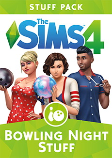 The Sims 4 Expansion & Stuff Packs list image The Sims 4 Bowling Night Stuff small Sims 4 Updates