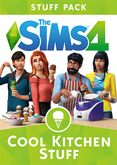 The Sims 4 Expansion & Stuff Packs list image The Sims 4 Cool Kitchen Stuff Pack small Sims 4 Updates