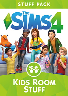 The Sims 4 Expansion & Stuff Packs list image The Sims 4 Kids Room Stuff small Sims 4 Updates