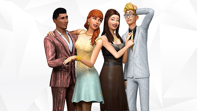 The Sims 4 Expansion & Stuff Packs list image The Sims 4 Luxury Party Stuff Sims 4 Updates