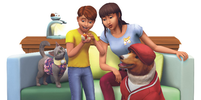 The Sims 4 Expansion & Stuff Packs list image The Sims 4 My First Pet Stuff big 670x334 Sims 4 Updates