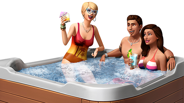 The Sims 4 Expansion & Stuff Packs list image The Sims 4 Perfect Patio Stuff Sims 4 Updates