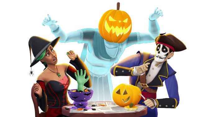 The Sims 4 Expansion & Stuff Packs list image The Sims 4 Spooky Stuff Pack 670x377 Sims 4 Updates