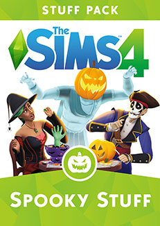 The Sims 4 Expansion & Stuff Packs list image The Sims 4 Spooky Stuff Pack small Sims 4 Updates