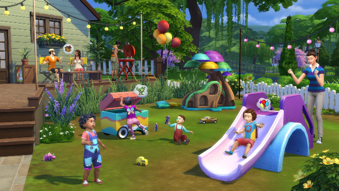 The Sims 4 Expansion & Stuff Packs list image The Sims 4 Toddler Stuff big 670x377 Sims 4 Updates