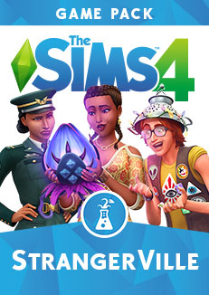The Sims 4 Expansion & Stuff Packs list image strangervillesmall Sims 4 Updates