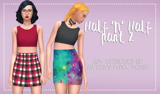 Sims 4 Metens Work Dress Recoloured by xDeadGirlWalking at SimsWorkshop