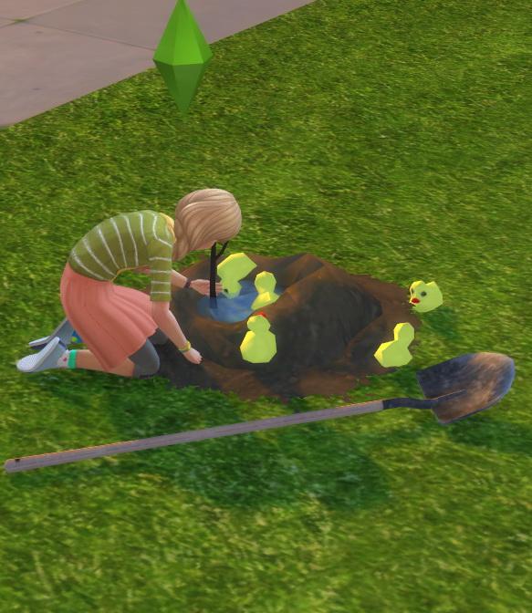Sims 4 The Quackmire Dollhouse by BigUglyHag at SimsWorkshop