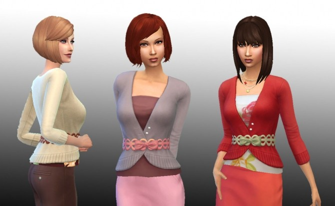 Sims 4 Style Model at My Stuff