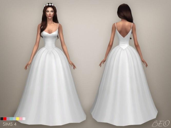Wedding Dresses Under 500: Wedding » Sims 4 Updates » Best TS4 CC Downloads » Page 4