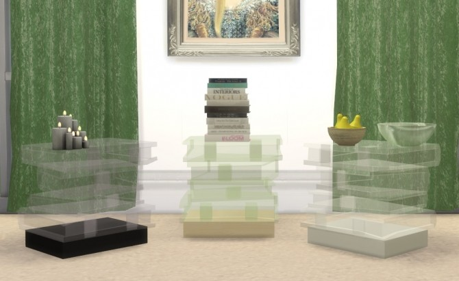 The Glass Books Table at Sims 4 Studio image 1145 670x411 Sims 4 Updates