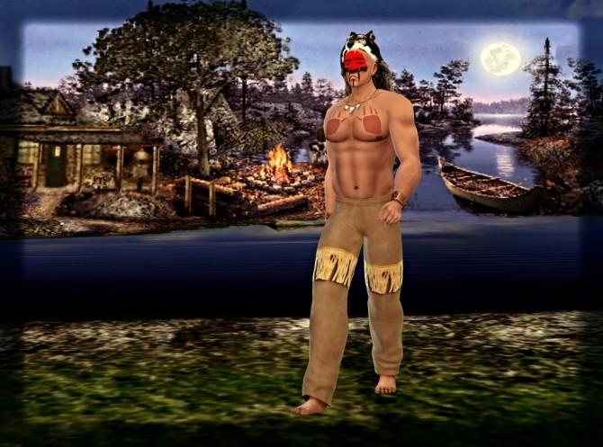 Sakima Atakapa Native American Sims At Casmar Sims4 187 Sims