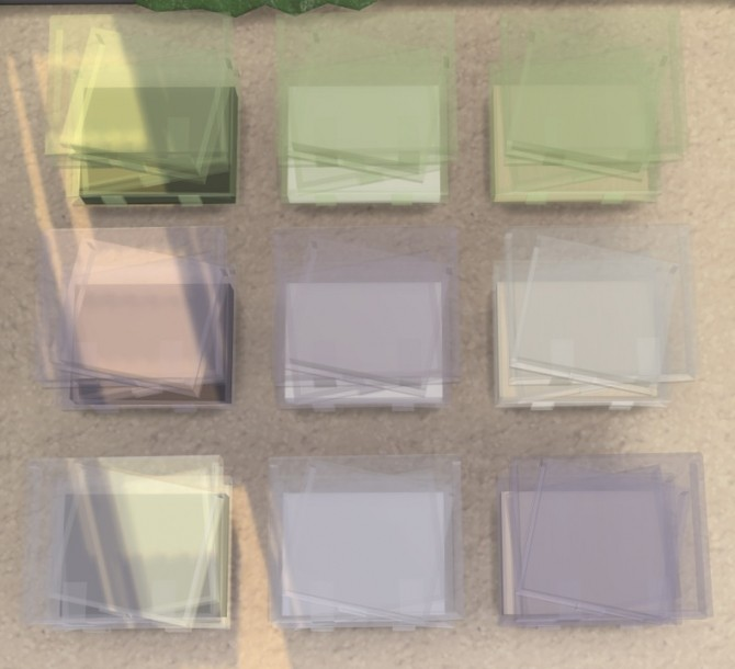 The Glass Books Table at Sims 4 Studio image 1174 670x610 Sims 4 Updates
