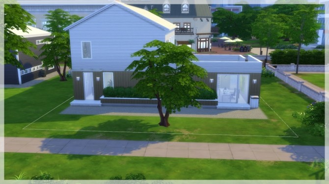 Princip house by Indra at SimsWorkshop image 1182 670x376 Sims 4 Updates