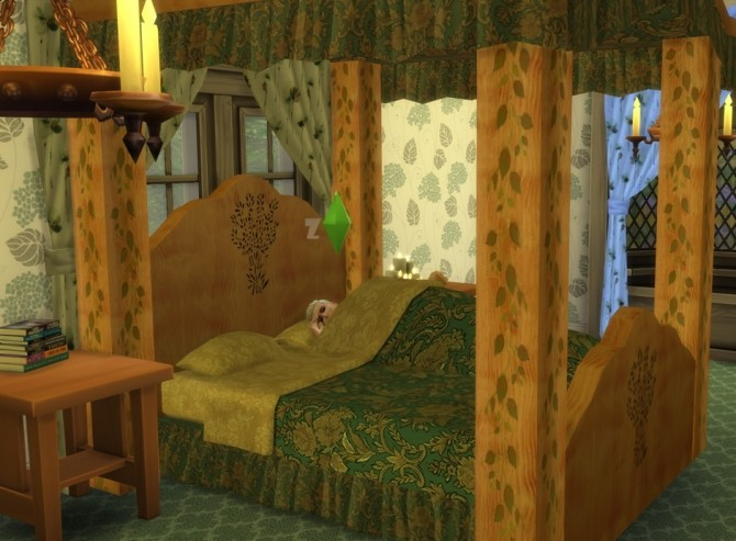 Four Poster Bed at Sims 4 Studio image 12010 670x493 Sims 4 Updates