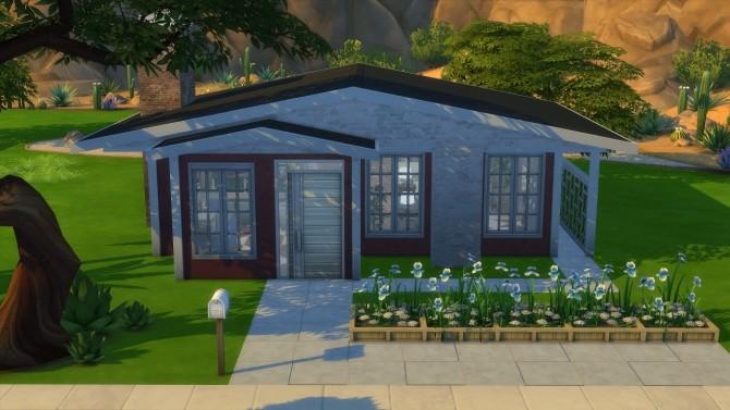 Sims 4 The Ruby house at Jool's Simming