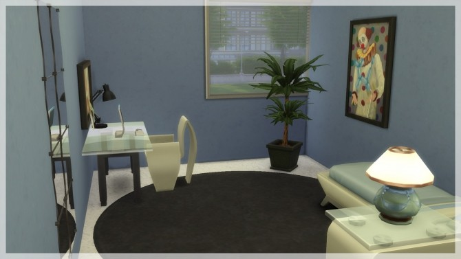 Sims 4 Princip house by Indra at SimsWorkshop