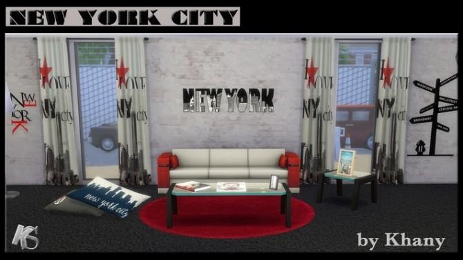 NEW YORK City set at Khany Sims image 12213 670x377 Sims 4 Updates