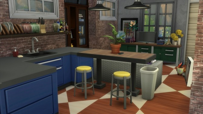 The Ruby house at Jool's Simming image 12217 670x377 Sims 4 Updates