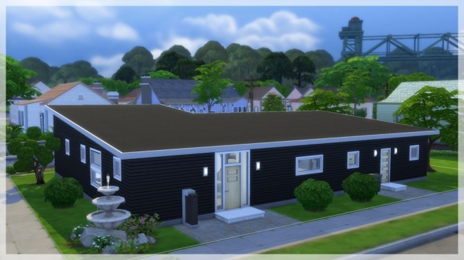 Opalen house by Indra at SimsWorkshop image 1224 670x376 Sims 4 Updates