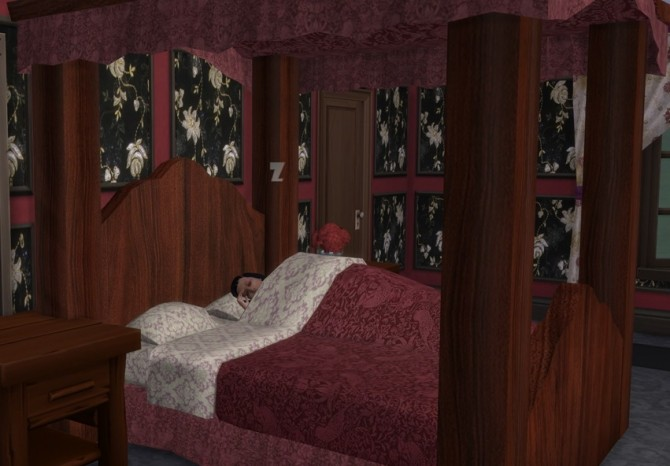 Four Poster Bed at Sims 4 Studio image 12310 670x466 Sims 4 Updates