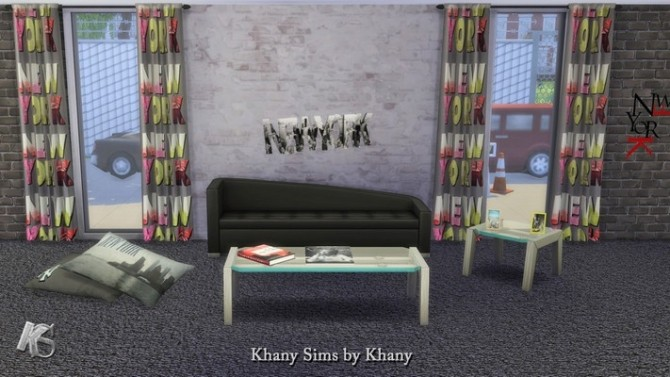 NEW YORK City set at Khany Sims image 12312 670x377 Sims 4 Updates
