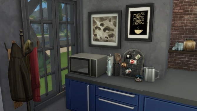 The Ruby house at Jool's Simming image 12316 670x377 Sims 4 Updates