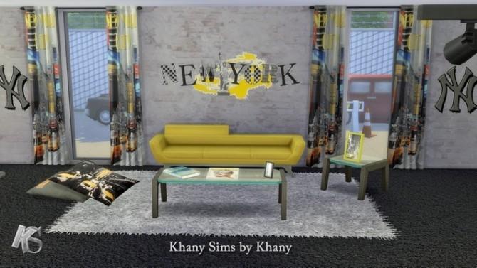 NEW YORK City set at Khany Sims image 12411 670x377 Sims 4 Updates
