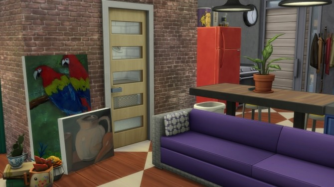 The Ruby house at Jool's Simming image 12414 670x377 Sims 4 Updates