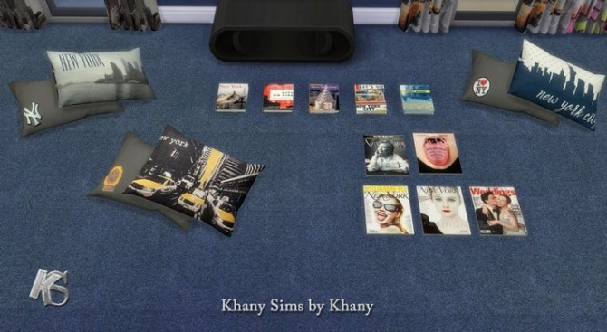 NEW YORK City set at Khany Sims image 12514 670x367 Sims 4 Updates