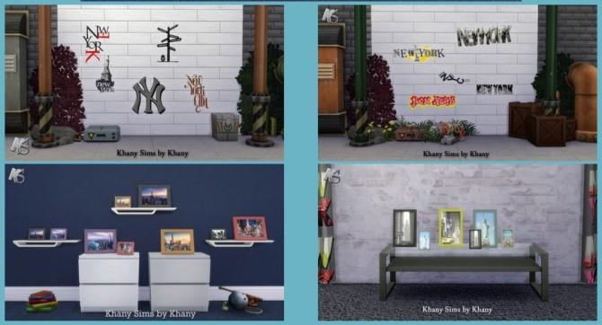 NEW YORK City set at Khany Sims image 12613 670x362 Sims 4 Updates