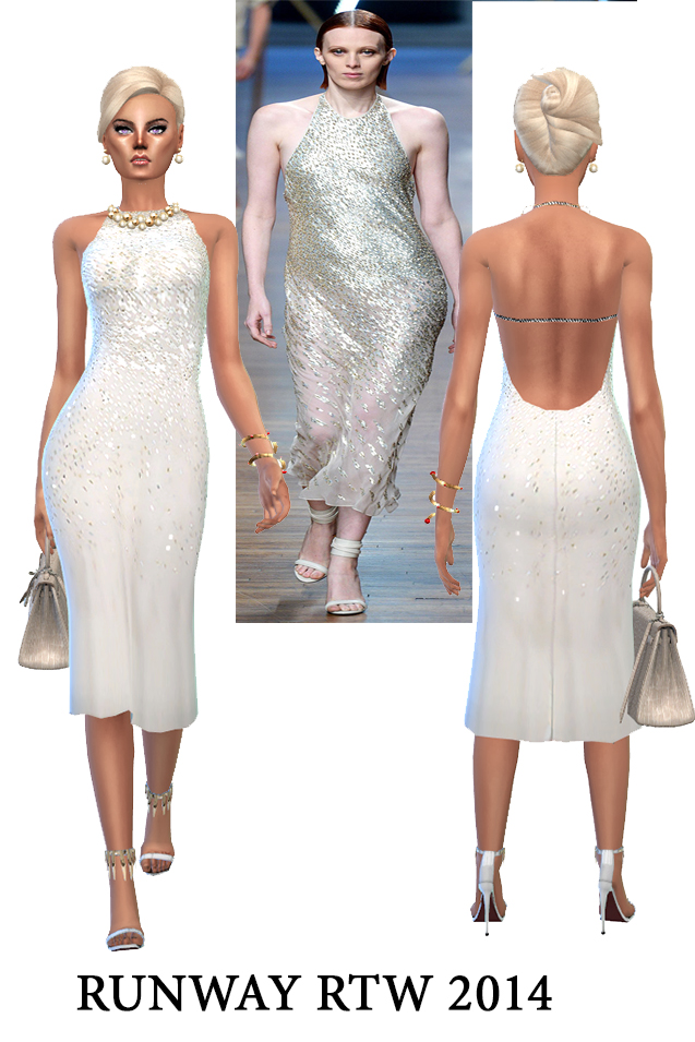 J.W. and C.H. dresses (pay) at Rhowc image 1266 Sims 4 Updates