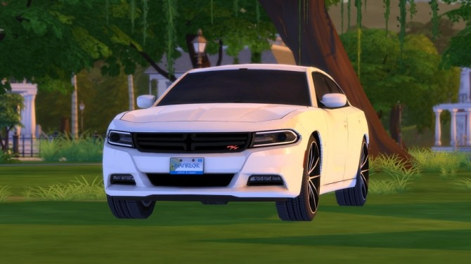 Dodge Charger R T At Understrech Imagination 187 Sims 4 Updates