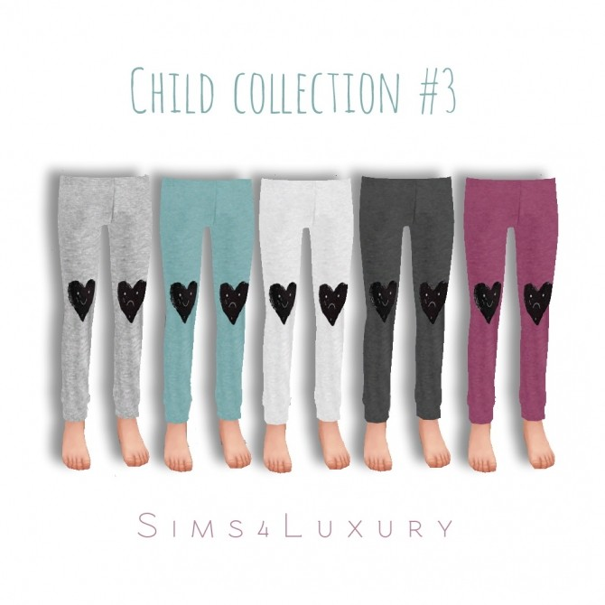 Sims 4 Child collection #3 at Sims4 Luxury