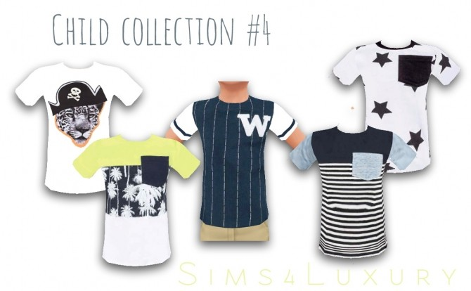 Sims 4 Child collection #4 at Sims4 Luxury